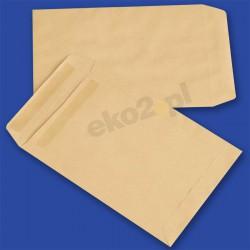 Koperty B5 (176 x 250 mm) /SK/ - brązowe