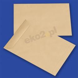 Koperty B4 (250 x 353 mm) /SK/ - brązowe