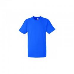 FotL Men Heavy Cotton 195g - NIEBIESKA (51) - koszulka męska (61-212) z dowolnym nadrukiem