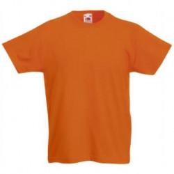 FotL Kids Valueweight 165g - POMARAŃCZOWA (44) - koszulka dziecięca (61-033) z dowolnym nadrukiem