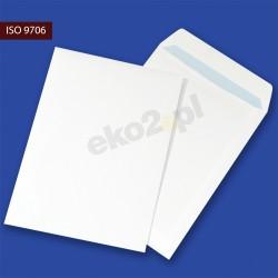 koperty bezkwasowe, C4, 229x324mm, bez paska, 1000 szt.