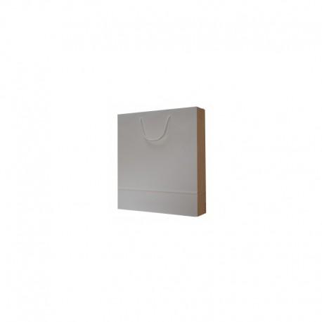 Biała 390 x 450 x 100 mm
