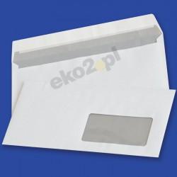 Koperty DL (110 x 220 mm) /HK/ - okienko 45 x 90 mm, prawy dół