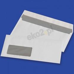 Koperty DL (110 x 220 mm) /HK/ - okienko 45 x 90 mm, lewy dół