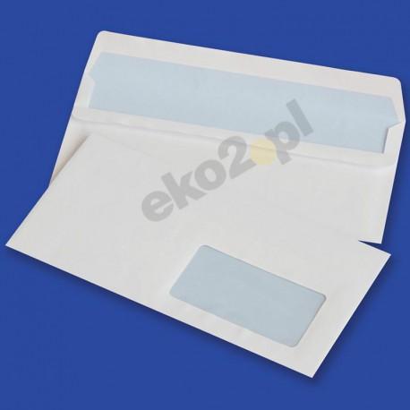 Koperty DL (110 x 220 mm) /SK/ - okienko 45 x 90 mm, prawy dół