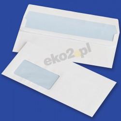 Koperty DL (110 x 220 mm) /SK/ - okienko 45 x 90 mm, lewy dół